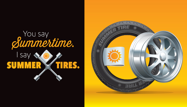 Summer Tire Packages